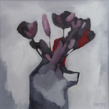 David J Porter - Purple Tulip