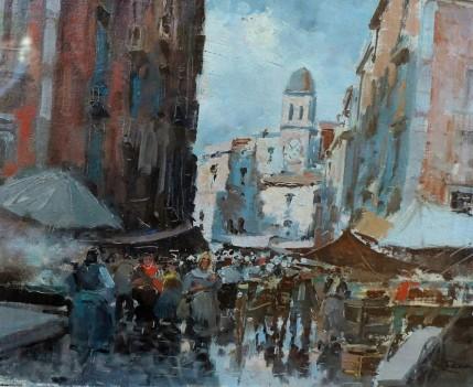 Lazzaro Pasini - Italian Street Vendors