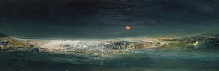 Nael Hanna - Moonlight over Auchmithie