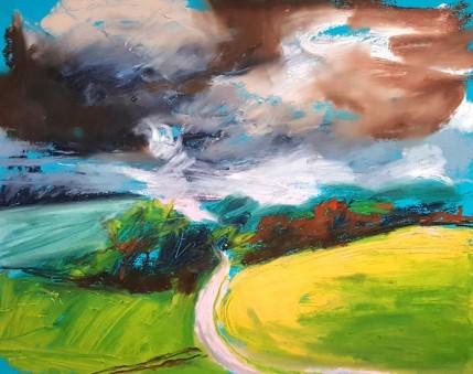 Sarah Watson Storm Approaching