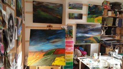Sarah Watson - Studio