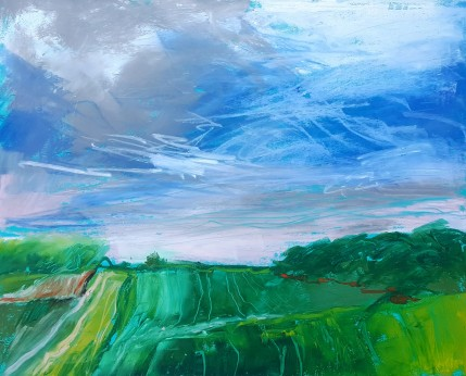 Sarah Watson - Towards the Sea Norfolk