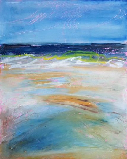 Sarah Watson - Cornish Sea